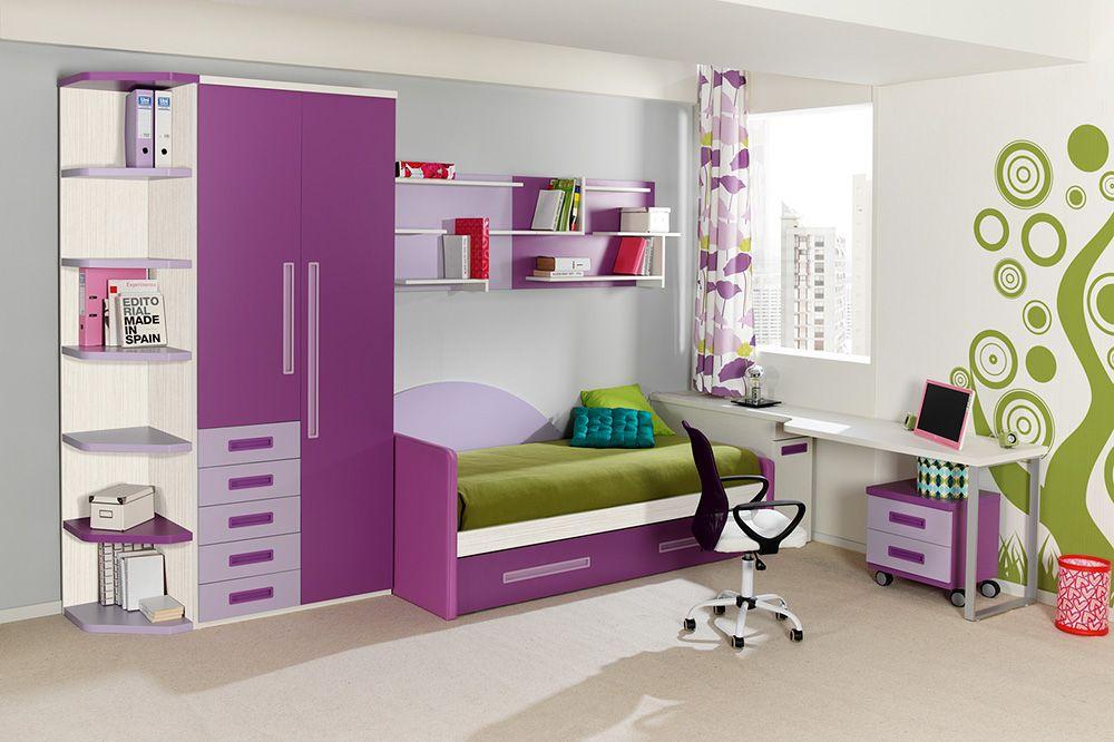 mesas de dormitorio juvenil